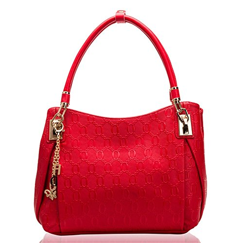 Lady Bandoulière GWQGZ Sac Red À Fashion À Lady Main Argent Dates Sac Fashion zxqgBnrwx5
