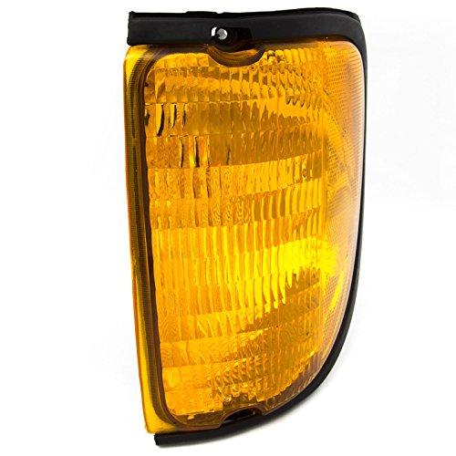 Ford E-150 Econoline Corner Light - CarPartsDepot 03-07 FORD ECONOLINE E150 E250 E350 LEFT LH SIDE CORNER TURN SIGNAL LIGHT LAMP