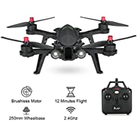FPV Racing drone,MJX Bugs 6 B6 RC Quadcopter Drone ,High Speed Motor , Brushless Two-way 2.4GHz 4 Channel 6 Axis Gyro RC Helicopter (Standard Version No Camera)