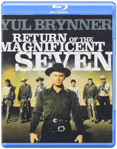 Return of The Magnificent Seven, The Blu-ray