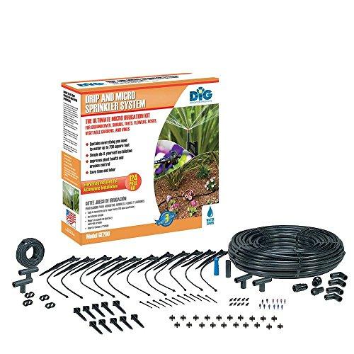 DIG GE200 Drip & Micro Sprinkler Kit