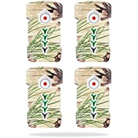 Skin For DJI Inspire 1 Drone Battery (4 pack) – Pine Collage | MightySkins Protective, Durable, and Unique Vinyl Decal wrap cover | Easy To Apply, Remove, and Change Styles | Made in the USA