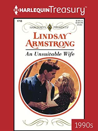 book cover of An Unsuitable Wife