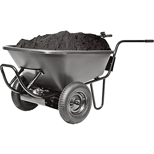 Power-Assist-Wheelbarrow-PAW-24V-Battery-Operated-Model-44015