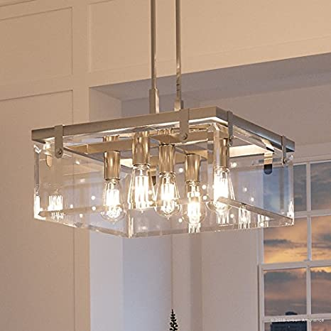 industrial chic lighting. Luxury Modern Farmhouse Pendant Light, Medium Size: 13.75\u0026quot;H X  22.75\u0026quot;W Industrial Chic Lighting