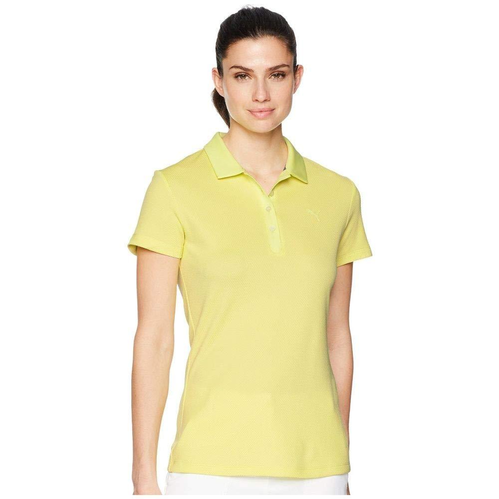 (プーマ) PUMA Golf レディース トップス ポロシャツ Jacquard Polo [並行輸入品]   B07JQQQ958