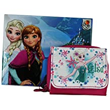 Disney Frozen Princess Elsa Small Purse Travel Wallet Kid