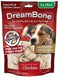 Cheap DreamBone SmartBones Vegetable & Chicken Dog Chews MegaPACK 3Pack (Mini 36 Pieces)-FEd