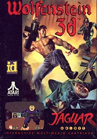 Wolfenstein 3D (Jaguar) by Atari: Amazon.es: Videojuegos