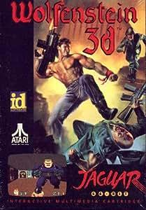 Wolfenstein 3D (Jaguar) by Atari