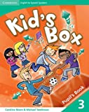 Kid's Box for Spanish Speakers  3 Pupil's Book - 9788483236659