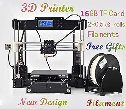 NUEVO Marco de acrílico DIY Impresora 3d Prusa i3 3d máquina ...