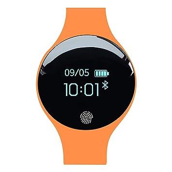 SSXZ Reloj Inteligente Bluetooth Smart Watch Hombres Mujeres ...