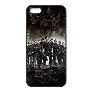 iPhone 5,5S Phone Case The Expendables 4 PX91392