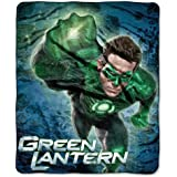 "Green Lantern Green Force"" Micro Raschel Throw (46""x60"")"