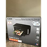 CANON 0515C002 PIXMA(R) MG3620 Photo Printer (Black)