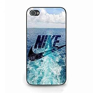 Nike iPhone 4/iPhone 4S Phone Funda Hard Plastic Phone Funda,Nike Phone Funda,iPhone 4/iPhone 4S Funda,Brand Logo Phone Funda