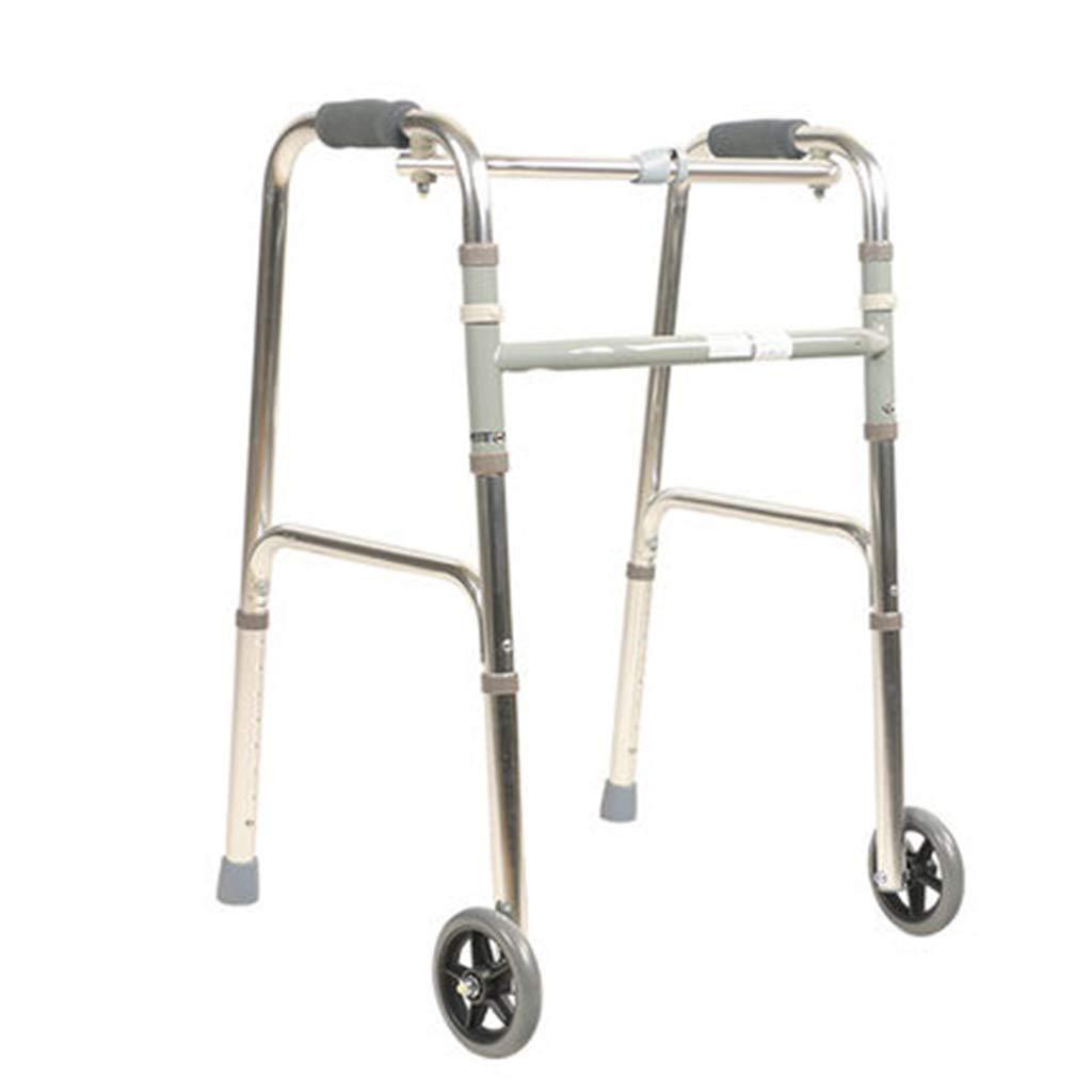 SGKJJ 年配の歩行者の松葉杖4本足の歩く棒の古い大人の杖アンチスキッド厄介なアルミニウム歩行者の望遠鏡 -718松葉杖   B07QZWV815