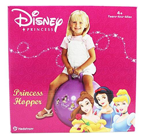 Disney Princess Hopper (Disney Princess Snow White, Belle, and Cinderella Kids Inflatable Hopper)