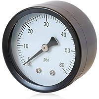 TS-Y50Z-60psi Manómetro de manómetro axial de alta calidad