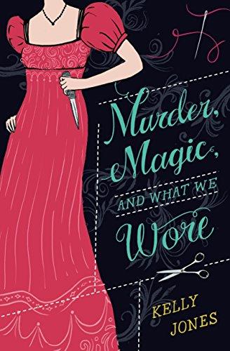 Murder, Magic, and What We Wore (Intel Motor)
