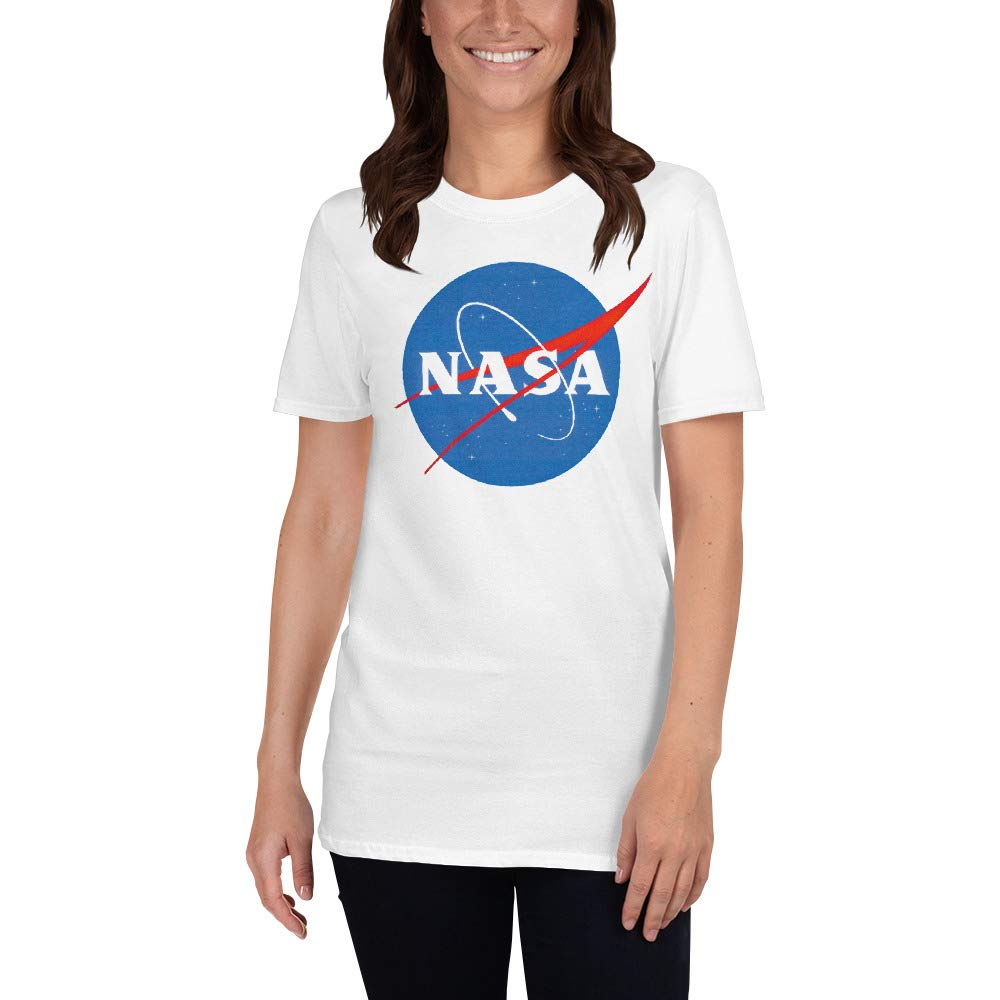 Tony Rubino NASA Logo Space Tees Graphic Tee Short-Sleeve Unisex T-Shirt