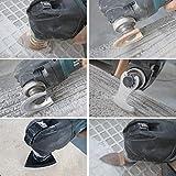 Oscillating Tool Blades, HEMUNC Oscillating