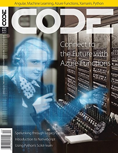 CODE Magazine - 2017 Nov/Dec (Ad-Free!)