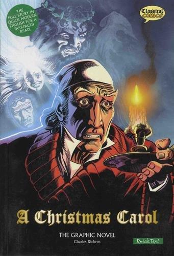 A Christmas Carol: The Graphic Novel (American English, Quick Text Edition)