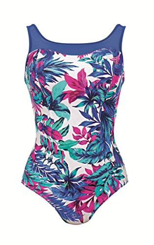 Anita Care Womens Frascati Mastectomy One-Piece Swimsuit, ANI-6230, 08C