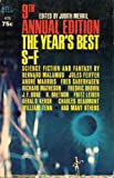 img - for 9th Annual Edition The Year's Best S-F book / textbook / text book