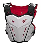 EVS Sports F1 Roost Guard (White, Large/X-Large)