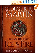 #8: The World of Ice & Fire: The Untold History of Westeros and the Game of Thrones