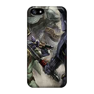 [BLj8145dZrD]premium Phone Cases For Iphone 5/5s/ Link Concept The Legend Of Zelda Cases Covers