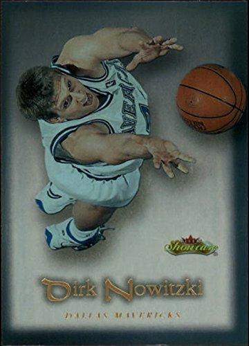 2000-01 Fleer Showcase #31 Dirk Nowitzki