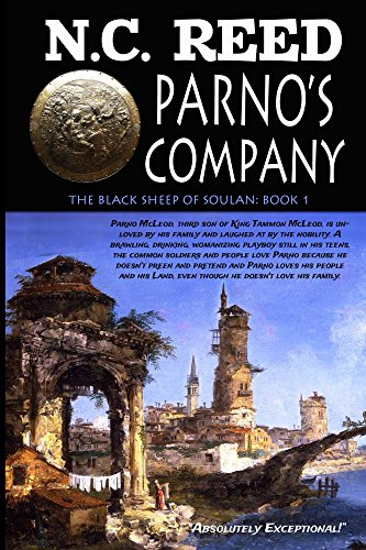 Parno's Company (The Black Sheep of Soulan Book 1) by [Reed, N.C.]
