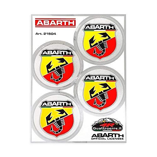 Sticker Shields D.48 mm, 94 mm x 131 mm, Set of 4