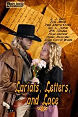 Lariats, Letters, and Lace Paperback