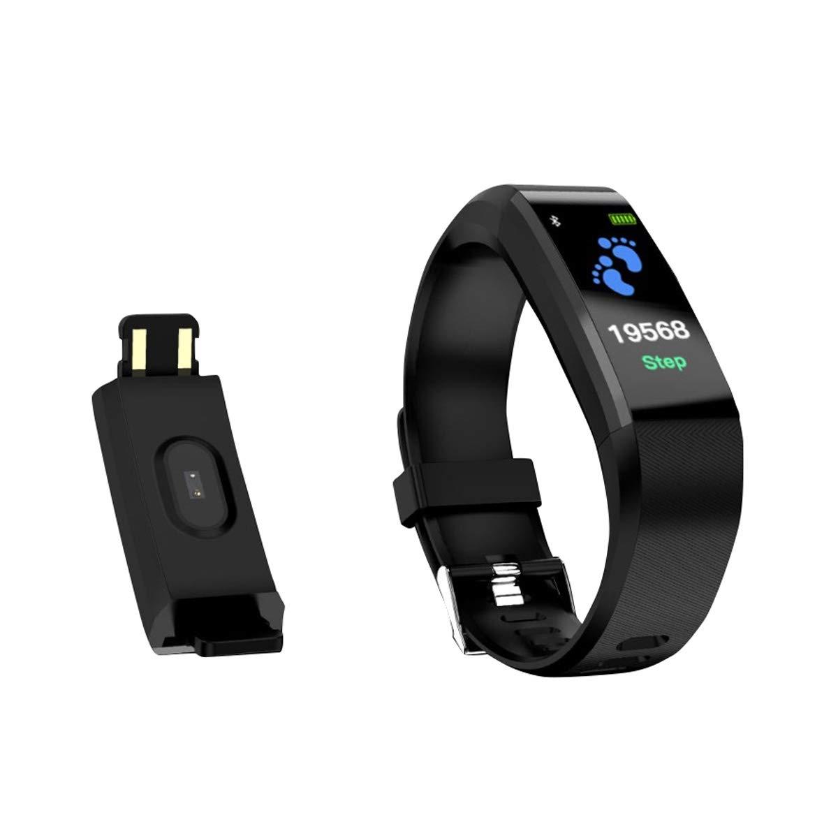 Muvit I/O Health Tensio Lite - Pulsera de Actividad y sueño, Color Negro: Amazon.es: Electrónica