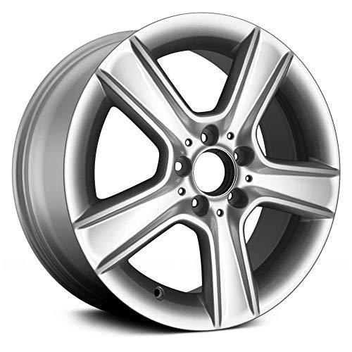 Replacement Alloy Wheel Rim 17x8.5 5 Lugs 2044012802 Fits Mercedes C300 / C350