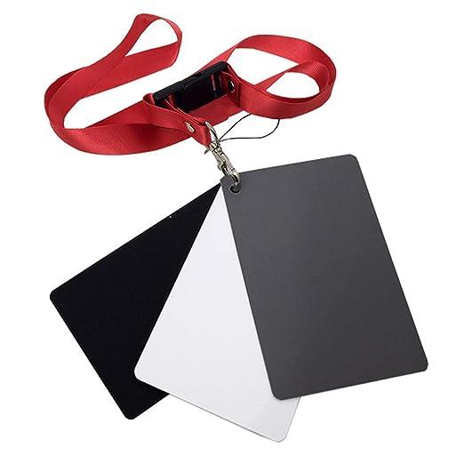 Tarjeta digital de color gris, útil con correa a prueba de ...