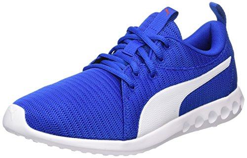Puma Herren Carson 2 Outdoor Fitnessschuhe, Schwarz Blau (Lapis Blue-white-toreador)