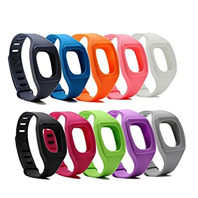 Baaletc (TM) Replacement Wrist Band Accessory for Fitbit Zip/ Wireless Activity Tracker Wristband Bracelet