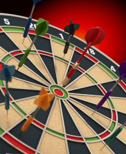 Review Triple Out Darts Tournament