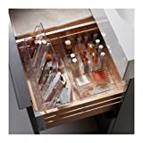 Ikea Godmorgon Makeup and Jewelry Organizer - Clear