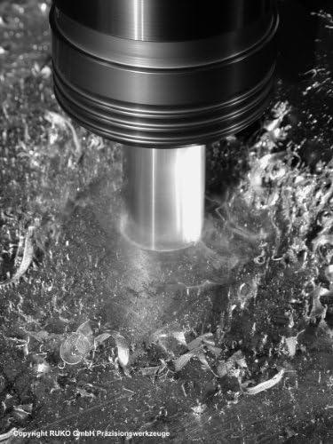 TERRAX by RUKO Kernbohrer HSS 30 mm Weldon