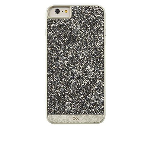 Case-Mate iPhone 6 Case - BRILLIANCE - 800+ Genuine Crystals - Apple iPhone 6 / iPhone 6s - Champagne