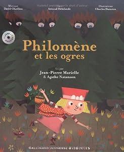 """Afficher """"Philomène et les ogres"""""""