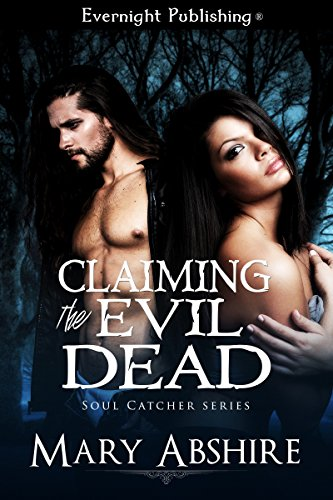An evil vampire preying upon children is on the loose in Chicago. Destroying him isn't enough. Half-demon Jessie Garrett wants to send his soul where it belongs…in Hell.Claiming The Evil Dead by Mary Abshire
