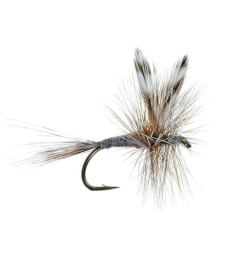 Umpqua Adams para pesca con mosca seca vuela Multi-packs, one color